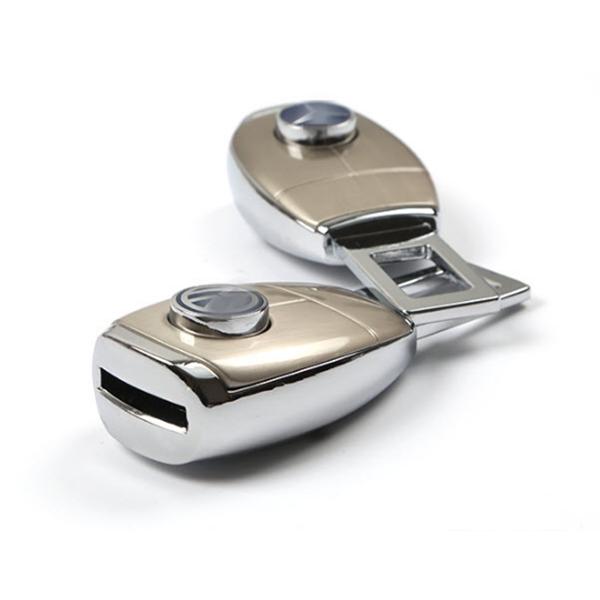 Araca Özel Hyundai Uyumlu Metal Nikel Kemer Tokası 1 Adet